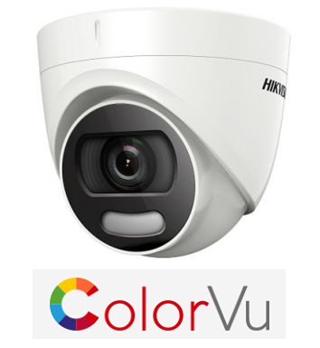 видеокамера Hikvision DS-2CE72HFT-F (2.8 ММ) 5Мп ColorVu